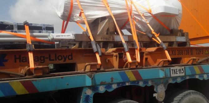 Star Shipping Pakistan Deliver Wind Power Equipment