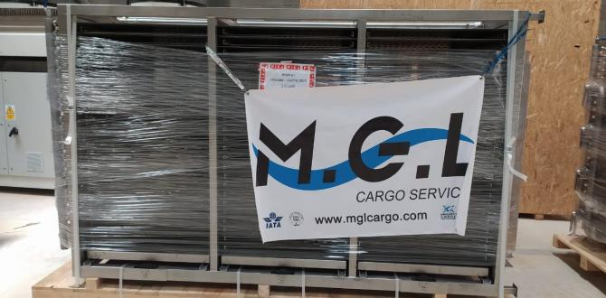 MGL Cargo Services Deliver Agricultural Production Line