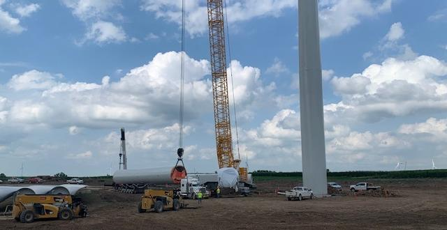 C.H. Robinson Quickly Resolves Issue for Wind Farm Project