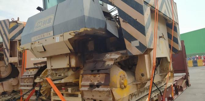 Polaris Shipping Agencies Handles Return of Construction Equipment to China