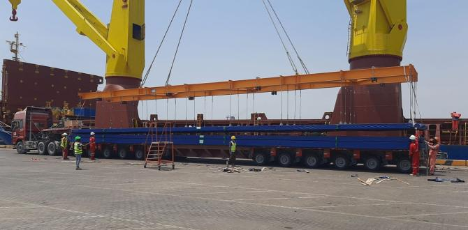 CSS Bahrain Continue OOG Deliveries for Ongoing Project