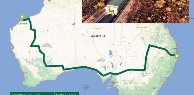 Sadleirs with OOG Transport from East to West Coast of Australia