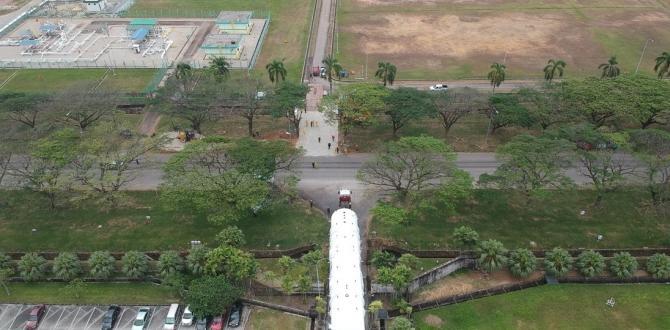 Megalift Handle 82tn Oil & Gas Pressure Vessel in Malaysia