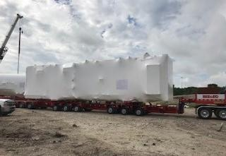 C.H. Robinson Delivers LNG Equipment