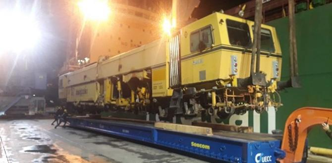 Element International Completes Movement of Locomotive