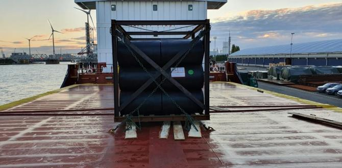 Cargo Experts with Shipment of Plant Equipment