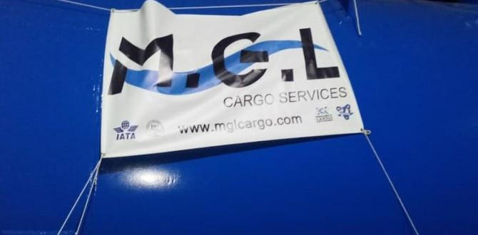 MGL Cargo Services with Shipment of 5 Oversized Tanks