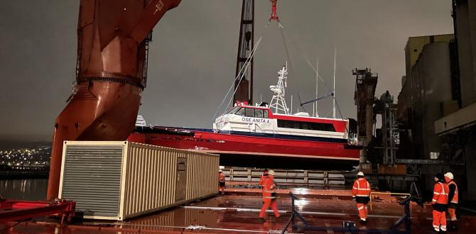 FCI Report Shipment of Crew Boat for Oil Rig