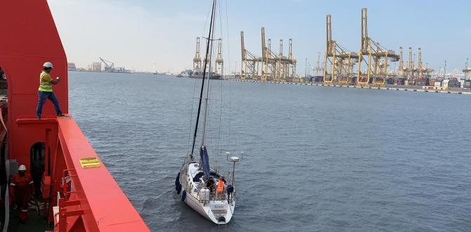 Wilhelmsen UAE Handles Yacht Movement with BATI Turkey