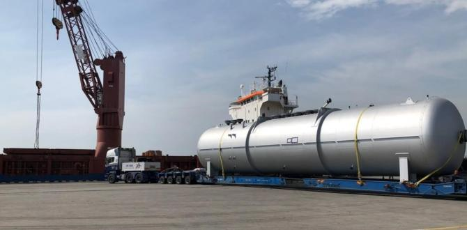 C.H. Robinson Delivers Equipment for Power Station Refit