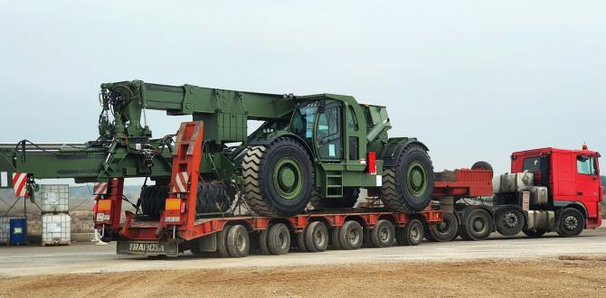 CF&S Handle Two Reach Stackers