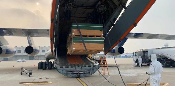 Danir 19 Organise Full IL-76 Air Charter Transportation