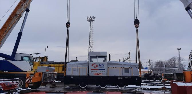 Livo Logistics Manages Transport of Locomotive