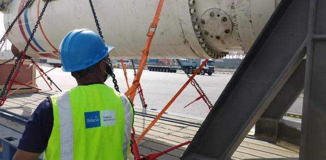 Polaris Reports Shipment of Hydro Hammer on Steel Cradles