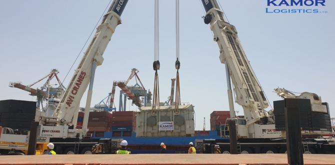 Kamor Logistics Complete Heavy Transformer Shipment