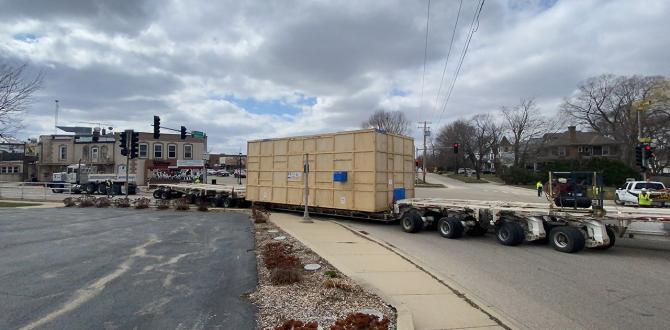 C.H. Robinson Arrange Multimodal Shipment of Forging Machine