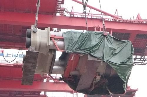 DC Logistics Brasil Report Shipment of Machinery with Support from Parisi Grand Smooth Logistics