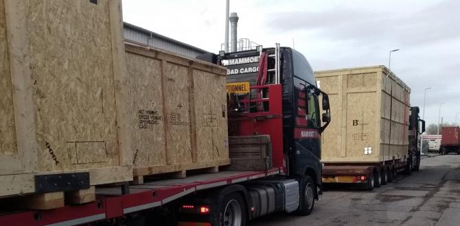 C.H. Robinson Helps Client with RORO Solution