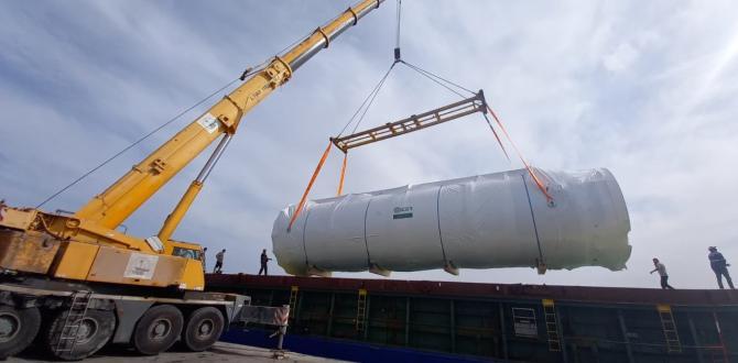 Fortune International Transport Handle Two Big Cylinders