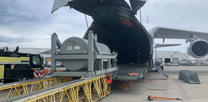 C.H. Robinson Handles Shipment to Perth by Antonov AN-124