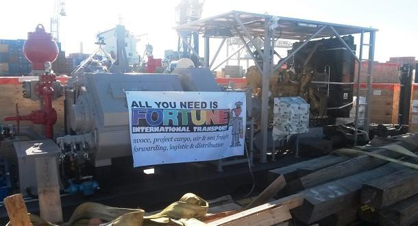 Fortune International Ship Drilling Equipment