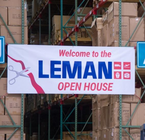 LEMAN USA Opens New Warehouse Facilities in Sturtevant, Wisconsin