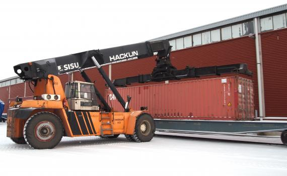 Hacklin Logistics Showing their Expertise in Moving Cargo to Russia & CIS Countries