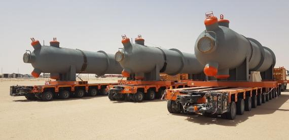 No Project is Too Big for ATLAS in Kuwait
