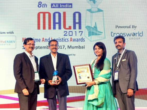 Procam Logistics Awarded 'Project Mover of the Year' at MALA