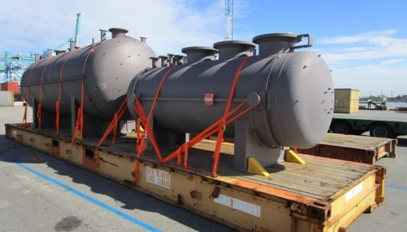 FCI Handle Shipments to Iraq for Oil Company