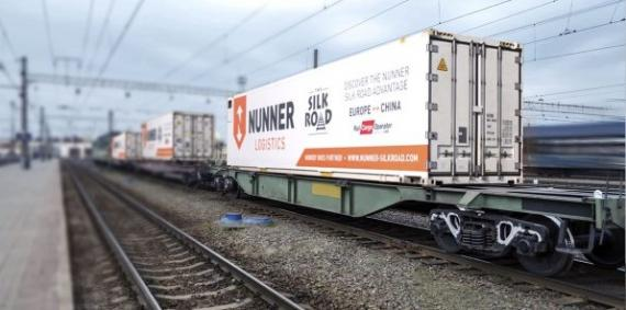 The Silk Road - Nunner Logistics Know the Way!