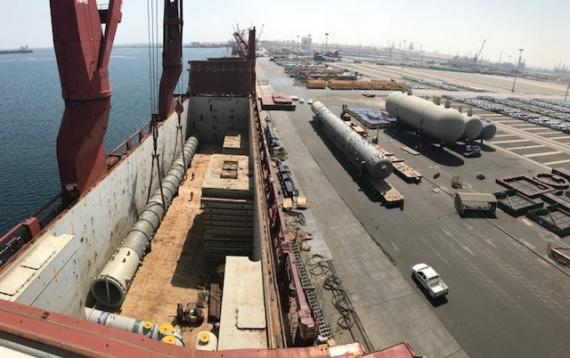 WSS Team Supports Major Refinery Expansion Project in Oman