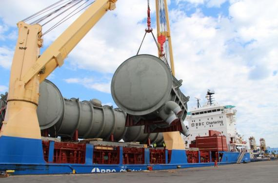 Concentrating on Project Cargo Solutions - Lion Shipping & Chartering
