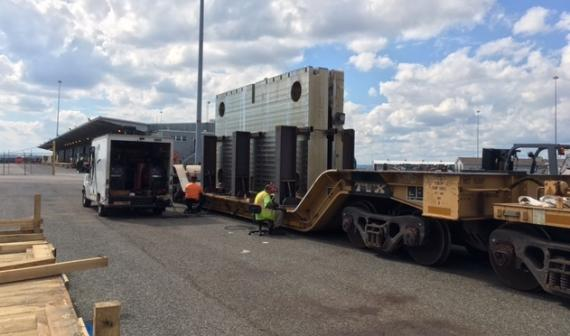 C.H. Robinson Project Logistics with Innovative Loading Solution