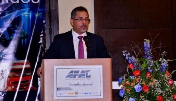 Rolando Alvarez of Upcargo is Named the New President of APAC