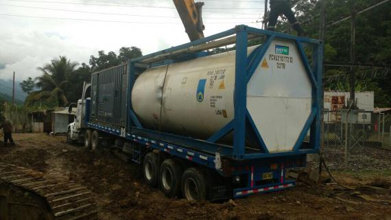 Ryano Complete Demobilisation of Power Plants