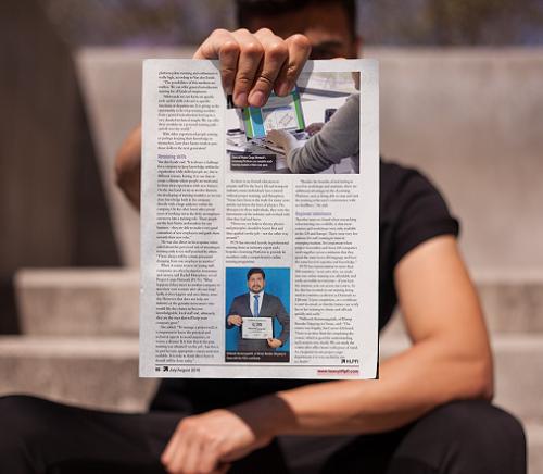 PCN Featured in HLPFI Article 'Nurturing Skills to Retain Your Staff'