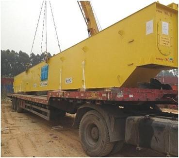 Procam Logistics Handle Break-Bulk Cargo from China to India