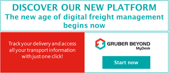 GRUBER with Innovative New Digital Platform