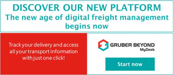 GRUBER with Innovative New Digital Platform