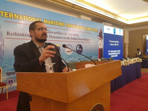 Star Shipping Attend 8th International Maritime Conference