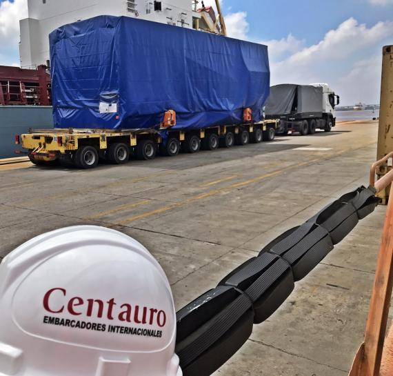 Centauro Appointed Logistics Operator for Large-Scale Power Plant Project