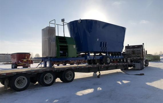 C.H. Robinson Transport Feed Processors to Australia