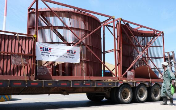 Sovereign Logistics with Ongoing Project for Cement Plant