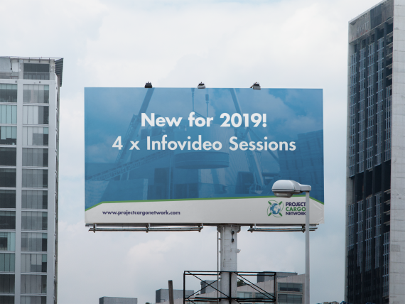 New for 2019! 4 x Infovideo Sessions