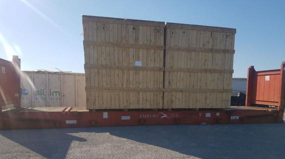 MGL & Actitrans Handle Shipment from France to Egypt