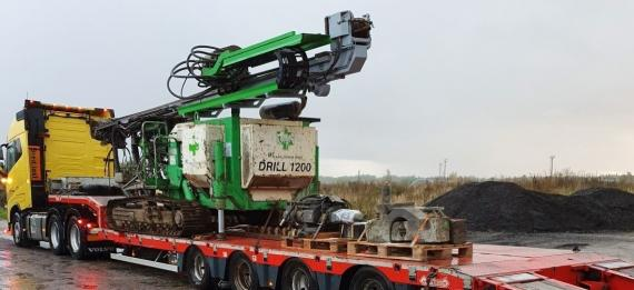 3PL with Delivery of Drilling Equipment from Estonia to the UAE