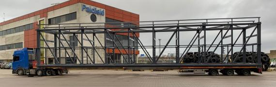 ScanMarine Deliver Huge Cargo from Estonia to Finland