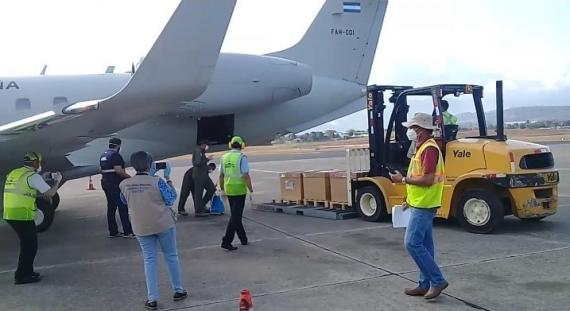 Upcargo Assists with Panama's 'Logistics Humanitarian Hub'