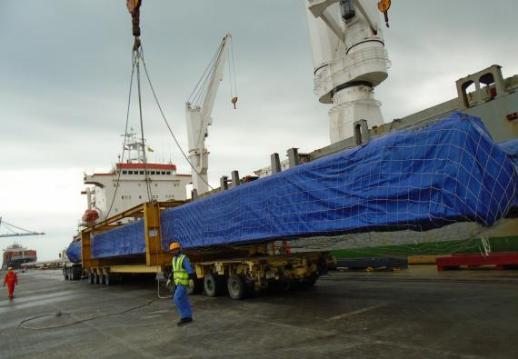 CSS Bahrain Delivers Another Huge Load for Ongoing Project